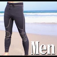 【ウェットスーツ】  Hele i Waho/ヘレイワホ 2mmウエットスーツ ロングパンツ メンズ...