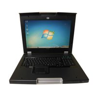 商品名:HP TFT7600ラックマウント型キーボード/モニター(AG064A)