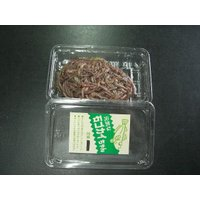 キス・ハゼのエサに最適 国産物砂虫(石ゴカイ)をパック詰め。 内容量:70〜80g前後       ...
