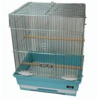 手のりセキセイインコや文鳥を飼育するのにいいサイズの鳥かごです。  【サイズ】325×270×400...