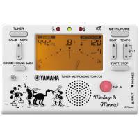 【予約販売 特価】YAMAHA ヤマハ TDM-700DMN4 【限定モデル】ディズニー チューナー/メトロノーム  ミニーマウス 【 TDM75DMN3 】