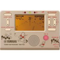 【予約販売 特価】YAMAHA ヤマハ  TDM-700DPO3 【限定モデル】ディズニー チューナー/メトロノーム ウィニー・ザ・プー【 TDM700DPO3 】