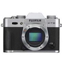 富士フィルム X-T10 ボディ 銀色 ◆小型軽量ボディに写真画質・操作性を凝縮した最新のX「FUJ...