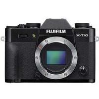 富士フィルム X-T10 ボディ 黒色 ◆小型軽量ボディに写真画質・操作性を凝縮した最新のX「FUJ...