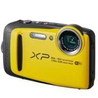 富士フイルム FinePix XP120 ◆1640万画素の高解像度&連写機能 1640万画素の裏面...