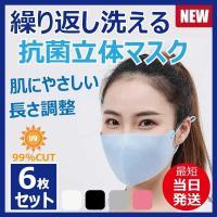 マスク 在庫あり 入荷 2枚セット 洗える 蒸れない 夏用 涼しい ウレタンマスク 蒸れにくい 花粉...
