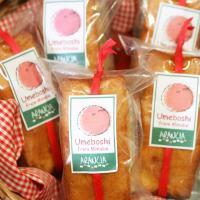 うめぼしのパウンドケーキ~橋本市生地さんのこだわり梅干を焼き込んだ甘塩スイーツ(焼き菓子)