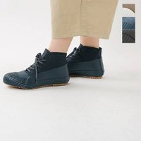 ゴム産業の町として栄えた久留米で、長きに渡り靴を作り続けてきたムーンスターからオールウェザーラバーレ...