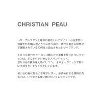 CHRISTIAN PEAU クリスチャン・ポー・クリスチャンポー レザーショルダーポーチ gmshoulderpouch03