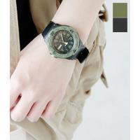 CASIO(カシオ)より、ダイバーロック腕時計mrw-200hbのご紹介です。カーキ×ブラックのカラ...