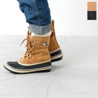 SOREL(ソレル)より雪山ブーツの中でもデザイン性に富んだ可愛らしいブーツのご紹介です。定番の人気...
