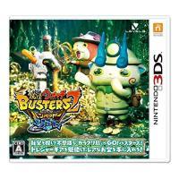 【新品】3DS 妖怪ウォッチバスターズ2 秘宝伝説バンバラヤー ソード