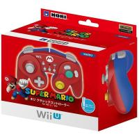 ○機種:WiiU ○品名:WiiU ホリ クラシックコントローラー for Wii U/Wii マリ...