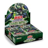 遊戯王デュエルモンスターズ CHAOS IMPACT BOX(30パック入り)