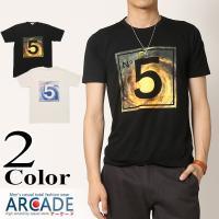 【コメント】 宇宙とNO5のデザイナーズTシャツ!雰囲気あるディティールに仕上がっております。  【...