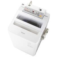 ○パナソニック インバーター全自動洗濯機 NA-FA70H3-W(ホワイト)