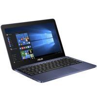 ○ASUS ノートパソコン VivoBook E200HA E200HA-DBLUE [ダークブルー...