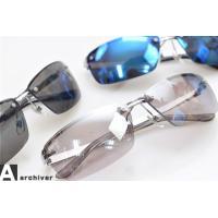 [商品説明] 1つのアイテムでガラリと雰囲気が変わるサングラス。 UVカットで目に優しく、これからの...