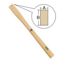 竹材圧縮合板製。 竹の風合いがなんとも言えない魅力です。 軽量でハンマーのバランスが良くなります。 ...