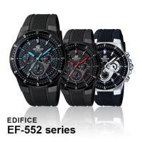 EDIFICE(エディフィス)は2000年に誕生し、ヨーロッパなどの世界市場などでも有名なカシオ(C...