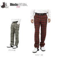 【特長】 ・Black&White Golf Tartan 特別にデザインされたタータン ・...