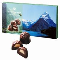 ハーフサイズのマカデミアナッツチョコを上質なチョコレートで包みました。ニュージーランド最高峰マウント...