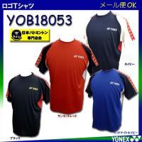 商品名:ヨネックスユニドライTシャツ 品 番:YOB18053 カラー:ブラック        ネイ...