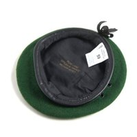 フランス軍 ベレー帽レプリカ ブラック59cm