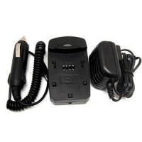 【商品名】マルチバッテリー充電器〈エコモード搭載〉 EN-EL1(ニコン)、NP-80(コニカミノル...