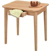 サイドテーブル・木製、天然木・サイドテーブル、ナイトテーブル・テーブル・インテリア・家具・生活用品・...