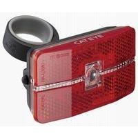 ●明るさと振動のダブルセンサー内蔵で、  夜間走行時に自動で発光する「オートライト」。  ●振動静止...