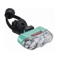 ■スリムでスタイリッシュ  ■3LEDを使用し、強力なスポット配光を実現  ■視認性の高い点灯パター...