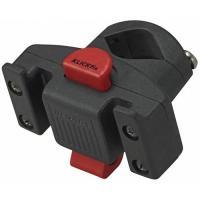 シートポストや小径車のヘッドポストなど、垂直方向のパイプに装着可能です。  ●対応径:Φ22-36m...