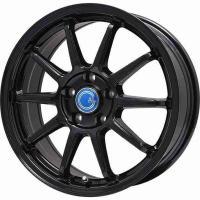 195/55R16 16インチ■BRANDLE-LINE ブランドルライン カルッシャー ブラック 6.50-16■ヨコハマ エコス ES31 サマータイヤ ホイールセット|ark-tire|01
