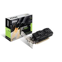 MSI MSI GEFORCE GTX 1050 TI 4GT LP GeForce GTX 1050 Ti 4GB 128-bit GDDR5 PCI Express対応ビデオカード