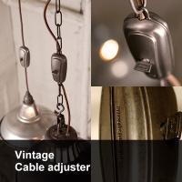 ■BU-1145 Vintage Cable adjuster サイズ:幅50 奥行き40 高さ10...
