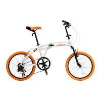 ドッペルギャンガーの自転車 全長:1490mm 折りたたみ寸法:幅900 奥行き390 高さ640m...