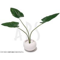 インテリアグリーン/フェイクグリーン アンスリウム(アートフラワー 造花/人工観葉植物/光触媒)