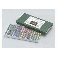 ラウニー ソフトパステル 30色セット 紙箱