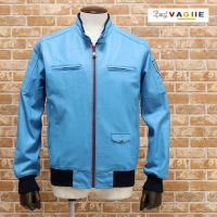 秋冬/VAGIIE/3色展開 レザーライダースジャケット やわらか羊革 シングル ブルゾン バイカー 大人 紳士 メンズ バジエ