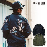 クライミー ジャケット CRIMIE REVERSIBLE SOUVENIR JACKET