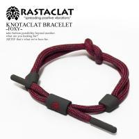 RASTACLAT ラスタクラット シューレースからインスパイアされた人気のブレスレット。キャップや...