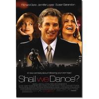 映画『Shall we Dance? シャル・ウィ・ダンス?』の枚数限定&両面印刷オリジナルポスター...