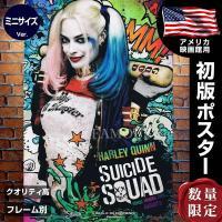 【限定枚数】【初版】『スーサイド・スクワッド』の映画オリジナルポスターです。配給会社が、枚数限定で、...