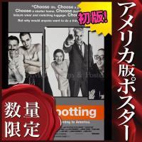 【限定枚数】【初版】『トレインスポッティング』の映画オリジナルポスターです。配給会社が、枚数限定で、...