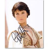 ジェマ・アータートン直筆のサインが入った、映画『プリンス・オブ・ペルシャ/時間の砂』スチール写真です...