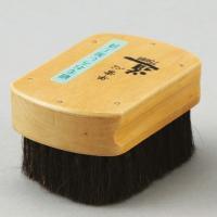 木版用 創作 丸刷毛 60mm 【 年賀状 工作 凸版 ブラシ 版画】