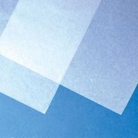 トレーシング紙 薄美濃 50枚組  サイズ:545×394mm  版画制作時における下絵の転写用の薄...