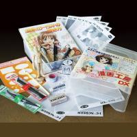 アイシー マンガ工房 DX  ケースサイズ:230×320×65mm 入組品:原稿用紙15枚+お手本...