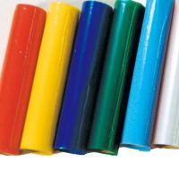 ポリエチレン製 サイズ:幅650mm×厚さ0.04mm×長さ30m巻き  カラーポリ袋の超ビッグサイ...